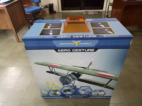 Aero Gesture - (Ada 3 foto)